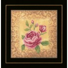 Counted cross stitch kit Roses