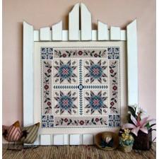 Garden Gate Quilt IV