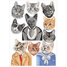 Ik hou van Poezen - I love Cats