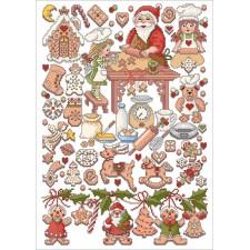 Kerstbakkerij - Weihnachtsbäckerei