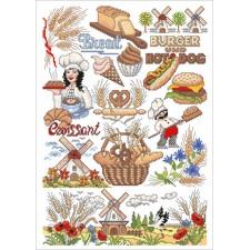 Van Koren tot Brood - Vom Korn zum Brot