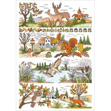 Herfstlandschappen - Herbstlandschaften