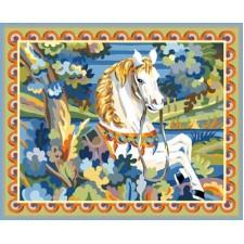 Paard caroussel