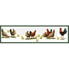 Kippenren - Les Poulailler