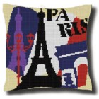 Kussen Parijs
