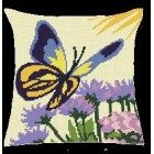Kussen Vlinder