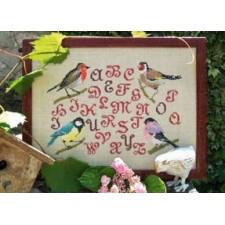 Vogelalfabet - Les oiseaux de Gaspard