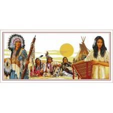 (OP=OP) Indianen - Les Indiens