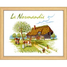 Normandië - La Normandie