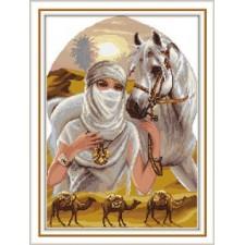 Woestijnprinses - Princesse du Désert
