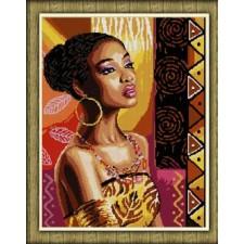 Afrikaanse -LAfricaine de Noël Romero