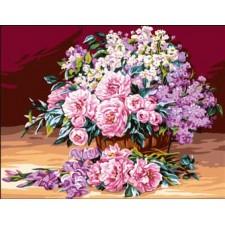 Boeket met bloemen