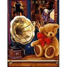 Beertje en grammofoon - Jazz