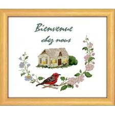 Welkom thuis bij de vogels - Bienvenue chez nous à l?oiseau