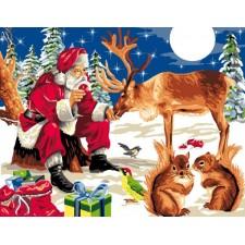 Vrienden van de kerstman  - Les amis du Père Noël