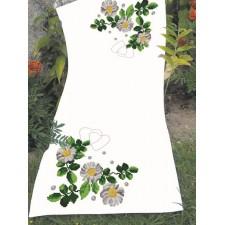 Tafellopertje bloemen