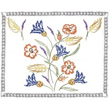 Tafelkleedje Veldboeket - Bouquet Champêtre