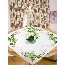 Tafelkleedje veldbloemen