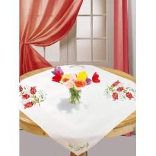 Tafelkleedje tulpen
