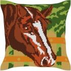 Kussen Paard - Cheval
