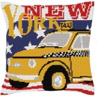 Kussen New York