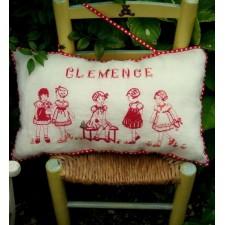 Clemence en haar vriendinnen  -Clémence et ses amies