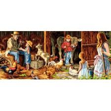 Landelijke familie - Pastorale familiale