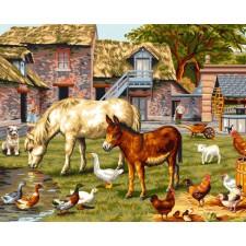 Boerderijdieren - La Ferme au Cheval