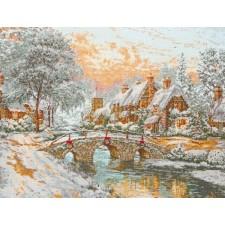 Kerstmis en kinderkopjes (Cobblestone Christmas)