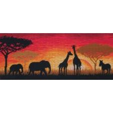 Afrikaanse horizon - African Horizon