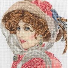 Victoriaans portret - Victorian Portrait