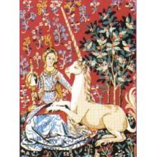 Dame à la Licorne: La vue (Het gezicht: de eenhoorn)