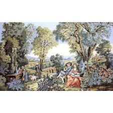 Verdure romantique