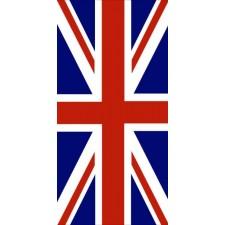 Latch hook rug Union Jack (Engelse vlag)