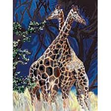 Giraffen - Girafes au grand coeur (Guy Marchi)