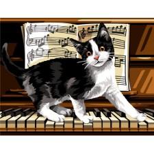 Poes op de piano - L'oreille musicale