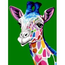 Giraf - Les tâches de la girafe