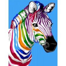 Zebra - Les rayures du zèbre