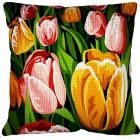Kussen Tulpen - Tulipes