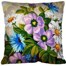 Kussen Wilde bloemen - Les fleurs sauvages