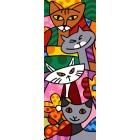 Kleurrijke poezen - Color cats