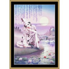 Pierrot and Swan