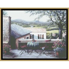 Tea In The Garden Collection: View Of Gauders