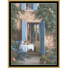 Tea In The Garden Collection: Afternoon In Provence