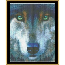 The Many Faces Collection - Wolf Face