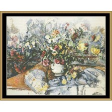 Great Masters Still Life Series - Large Bouquet Of Flowers