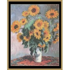 Great Masters Still Life Series - Sunflowers