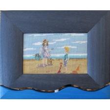 Kinderen aan het strand 2