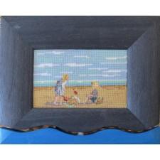 Kinderen aan het strand 3