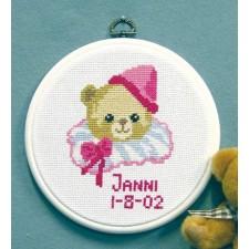 Geboortetegel Janni